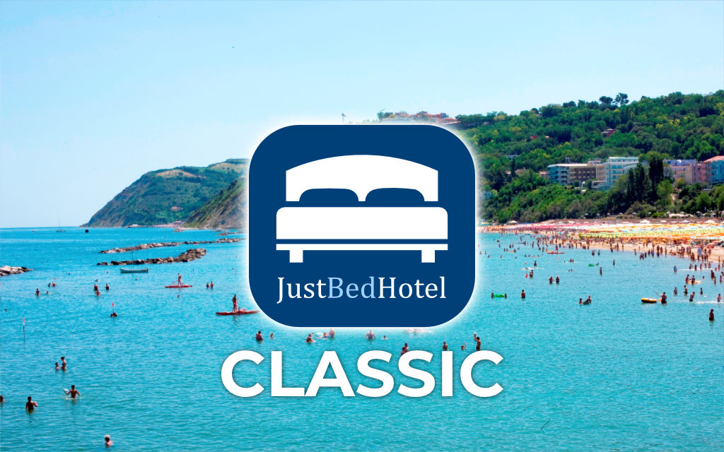 Formula Just Bed Hotel Classic