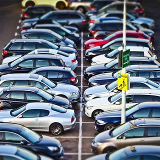 Area parcheggio gratuita